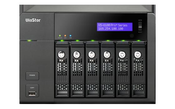 QNAP VS-6116-PRO+-US