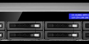 QNAP VS-8140U-RP-PRO+-US